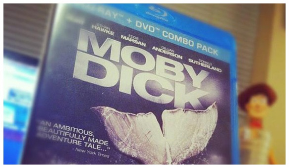 """""""MOBY DICK"""" CLIPS"""